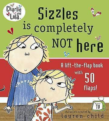 Charlie and Lola: Sizzles is Completely Not Here by Lauren Child, Acceptable Boo