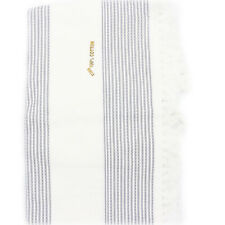 Striped Khadi Cotton Lightweight Indian Bath Beach Travel Towel Gamcha