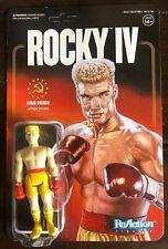 Rocky 4 ReAction Action Figure Sico Paulie/'s Robot 10 cm SUPER7