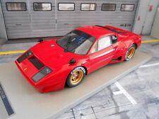 TECNOMODEL 1975 Ferrari 365 GT4 BB Presentation Red Color LE 100pcs 1:18*New!