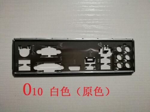 B350 PC Mate #T5610 YS New Original IO I//O Shield Plaque Arrière MSI B350 Tomahawk