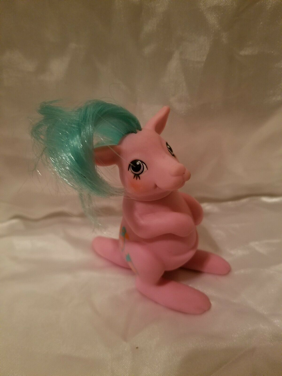 My Little Pony G1 Kangaroo EUC toy figure