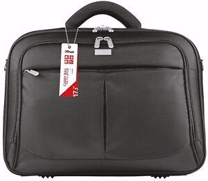 TRUST SYDNEY 17 17.3 INCH DELUXE LUXURY NOTEBOOK  BAG CASE ... 8437921c69