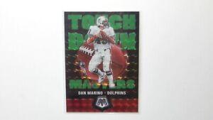 2020 Mosaic #TM12 Dan Marino - Touchdown Masters Green Prizm - Dolphins