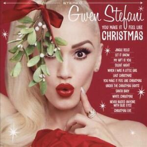 GWEN STEFANI - YOU MAKE IT FEEL LIKE CHRISTMAS * USED - VERY GOOD CD 602557848014   eBay