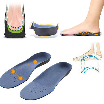 Sport Cushion UP Arch Support Flat Foot Orthopedic Insoles Health Sole Pad