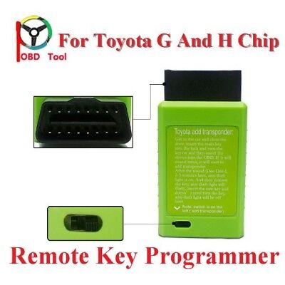 Key Programmer For Toyota G and H Chip Vehicle OBD Remote Key Programming Device