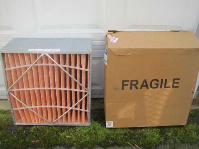 NEW AIR HANDLER Rigid Cartridge Cell Air Filter Unit 24x24x12 5W919 MERV 11 HVAC