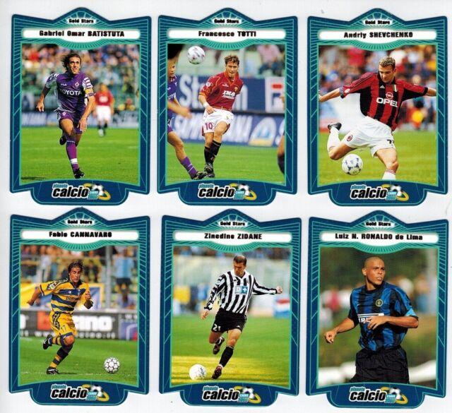 DS pianeta calcio cards 2000-base Card-hernan crespo argentina ac parma