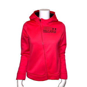Under Armour Youth Boys Hoodie Warm Up Jacket - Youth Size Large L