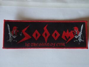 Sodom In The Sign Of Evil