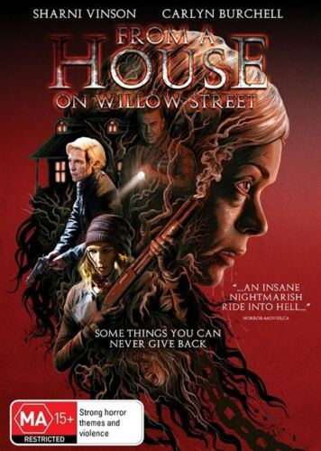 1 of 1 - From A House On Willow Street (Brand New Region 4 DVD) Sharni Vinson