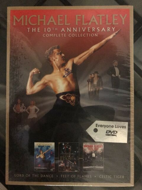 Michael Flatley - 10 Years Later Box Set (DVD, 2006)