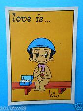 figurines love is figuren stickers love is figurine love is 26 l'amore è panini