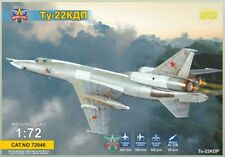 "Blinder B Medium Bomber Main /& Nose Whe Barracuda 1//72 Tupolev Tu-22KD /""Shilo/"""