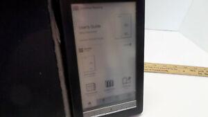 Sony PRS-900 Digital E-Reader with Stylus - Works!