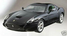 1:18 HOT WHEELS ELITE-FERRARI 575 GTZ Zagato nero