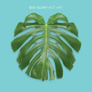 Big-Scary-Not-Art-Vinyl-LP-Pieater-2014-NEW-SEALED-180gm
