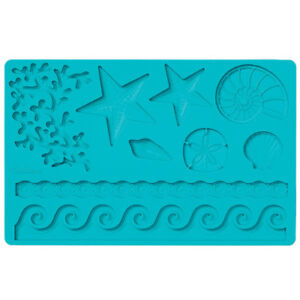 Wilton-Fondant-and-Gum-Paste-Silicone-Mold-Sea-Life