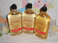 Bath & Body Works Aromatherapy Orange Ginger Body Wash & Foam Bath X 3
