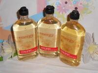 Bath & Body Works Aromatherapy Orange Ginger Body Wash & Foam Bath X 3