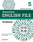 American English File: 5: Workbook with Ichecker by Oxford University Press (Mixed media product, 2014)