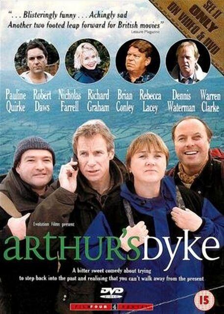 ARTHUR'S DYKE - TV Film - Pauline Quirke, Warren Clarke - New & Sealed