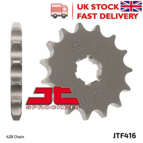 Front Sprocket JTF416 13t fits Yamaha TY125 89 JT
