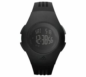 Adidas-Performance-ADP6055-Furano-Black-Unisex-Watch-RRP-44-99-USED-DEAL