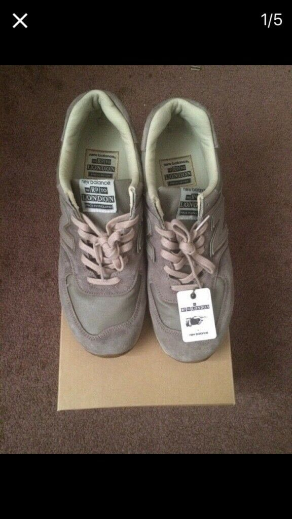New balance m576iv grey made in the uk road to london sz 10 10.5