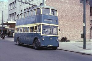 PHOTO-South-Shields-Corporation-Trolleybus-251-CU4873-in-1963-on-route-4