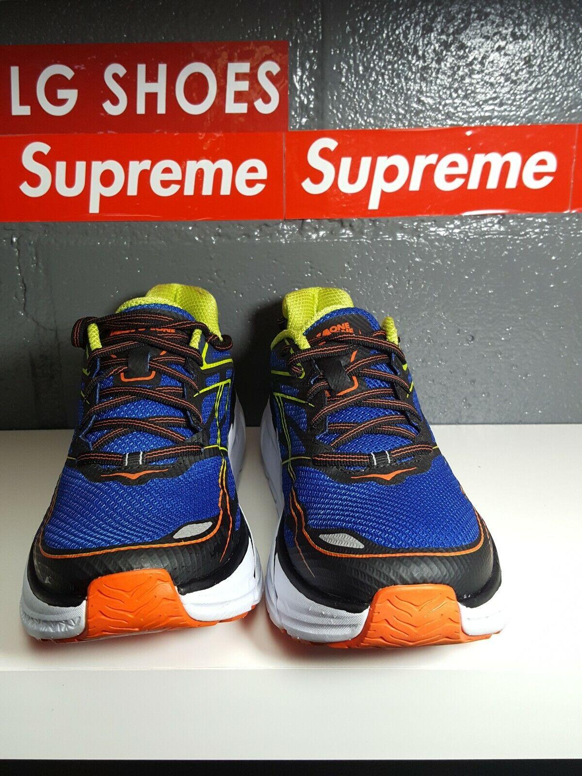 Hoka shoes shoes shoes Mens multi colors size8.5 496d6c