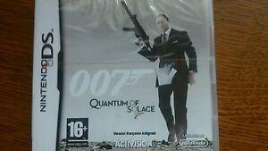 007 quantum of solace - France - État : Neuf: Objet n'ayant jamais été ouvert, ou dont l'emballage comporte toujours le sceau de fermeture intact du fabricant (si applicable). L'objet comporte toujours le film plastique d'origine (si applicable). Consulter l'annonce du vendeu - France