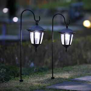 Outdoor Lights Yard Garden Post Pole