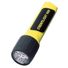 Streamlight 68202 Yellow Propolymer LED 4AA Flashlight