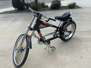 Schwinn Stingray Orange County Chopper BICYCLE