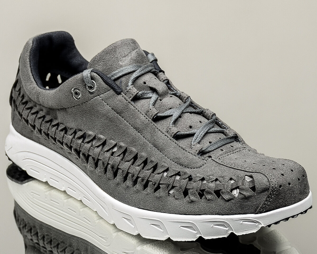 Seasonal price cuts, discount benefits Nike Mayfly Woven men lifestyle casual sneakers NEW tumbled grey anthracite