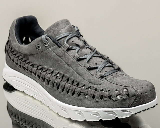 Nike Mayfly Woven men lifestyle casual sneakers NEW tumbled grey anthracite c3e5782ce