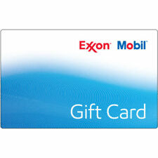 $100 ExxonMobil Gas Physical Gift Card For Only $94!!! - FREE 1st Class Delivery