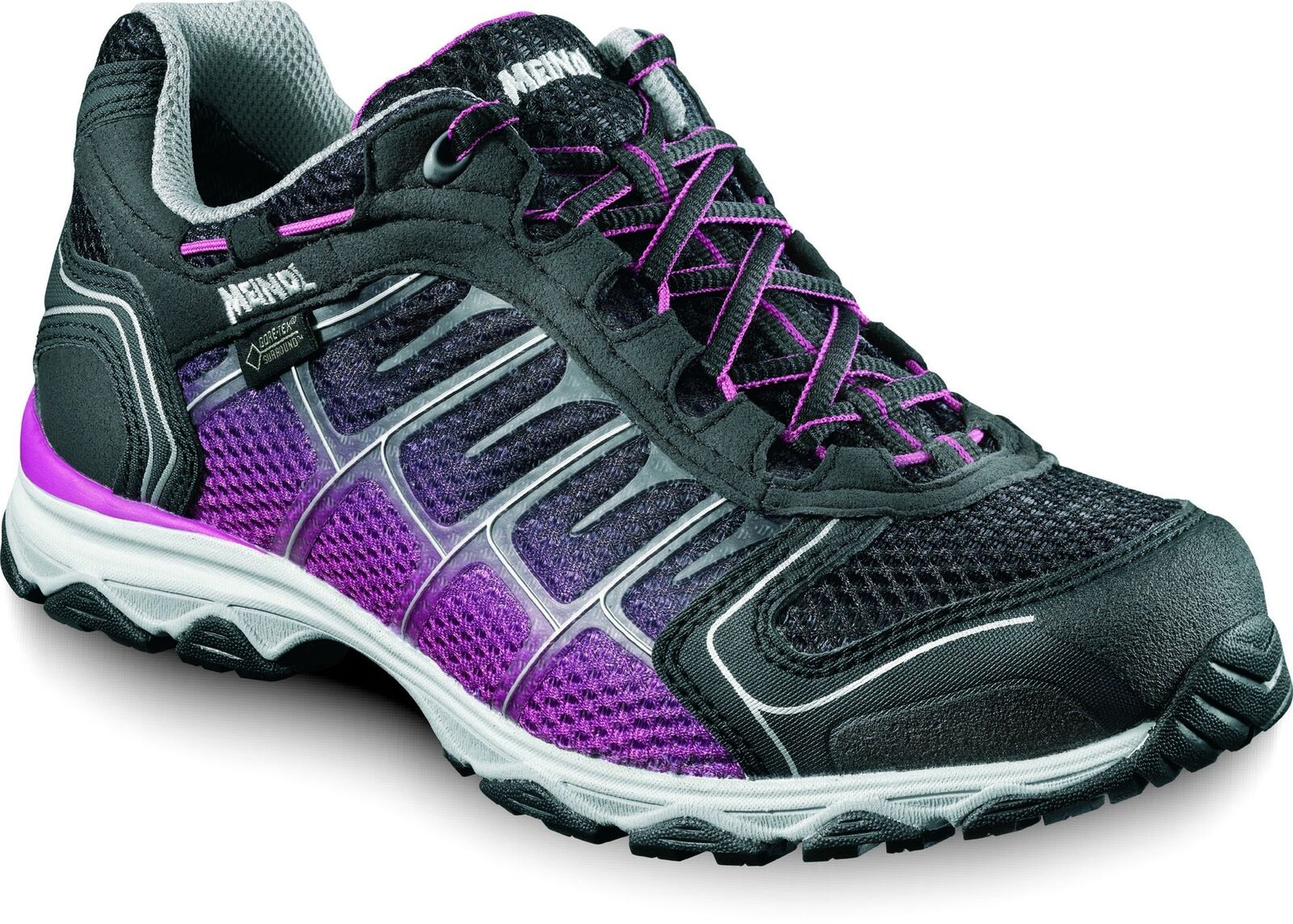 Meindl X-So 30 Lady GTX Zapatos Gore Tex Surround™ Zapatos GTX Informales Botas Senderismo f33247