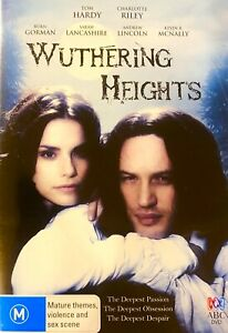 Kk3-Brand-New-Sealed-Wuthering-Heights-ABC-DVD-2009-Region-4