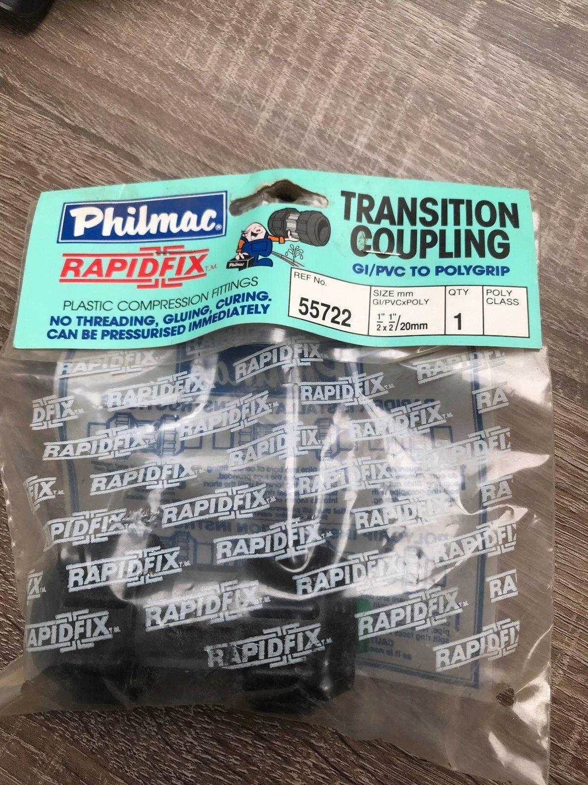 "Transition Coupling! Kitec 1/"" PEX to 1/"" XPA"