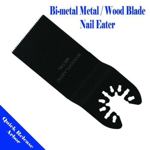 Saw Blade Oscillating Multi Tool Fein Porter Cable Bosch Dremel Ridgid Makita