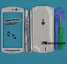 for Sony Ericsson Xperia Neo V MT11i MT15i white Housing Cover Case+Tools
