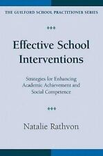 Effective School Interventions: Strategies for Enhancing Academic Achi-ExLibrary