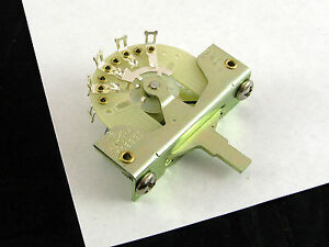 CRL 3-Position Pickup Switch for Tele and Strat EP 0075-000