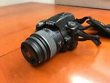 Sony Alpha SLT-A55 16.2 MP Digital SLR Camera - Black (Kit w/ DT SAM 18-55mm...