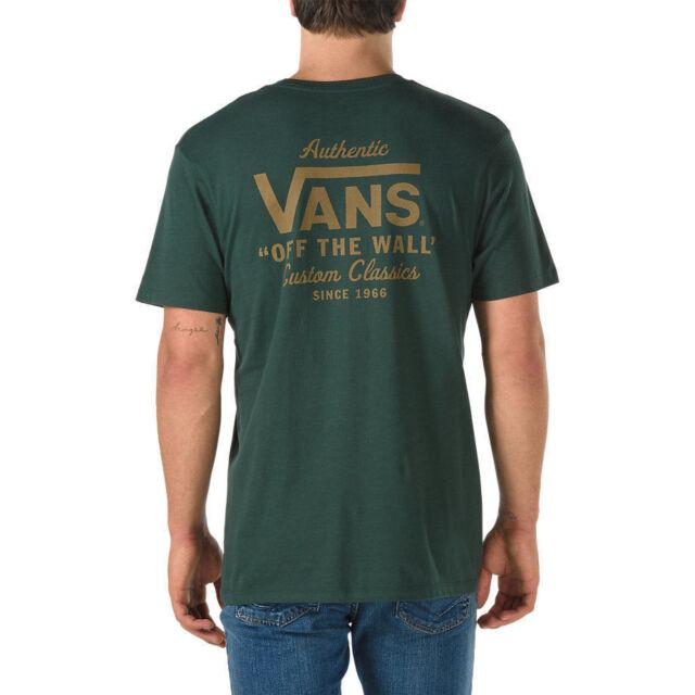 1f6aafefe8 VANS Holder Street II Crew Neck Skate Men s T Shirt Size 2xl for ...