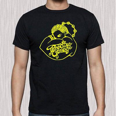 New Paradise Garage Dance Music Party Symbol Men/'s Black T-Shirt Size S to 3XL