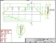 New Listingmuller Martini Carbide 1543 X 3149 X 0472 Ts Paper Knife